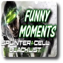 Funny Splinter Cell Blacklist