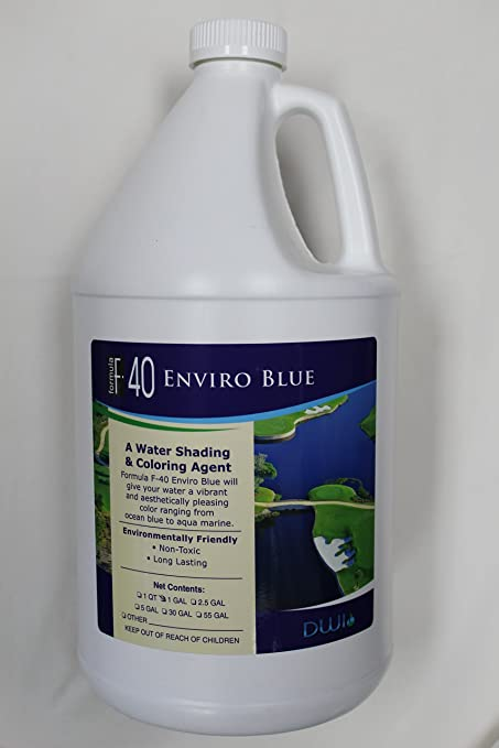 Image result for Diversified Waterscapes F40 Enviro Blue Gallon