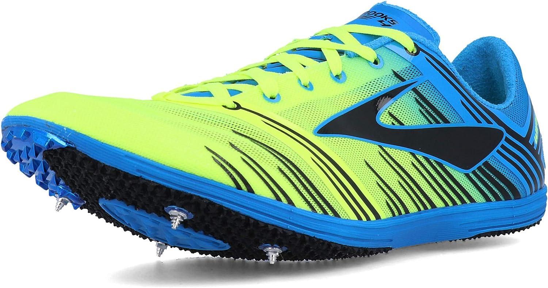 Brooks Wire 4 Zapatilla De Correr con Clavos: Amazon.es: Zapatos y complementos