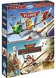 Planes / Planes 2 [Blu-ray] [Region Free] [UK Import]