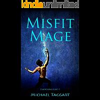 Misfit Mage: Fledgling God: book 1 book cover