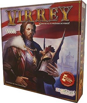 Zacatrus Virrey Zac013 Amazon Es Juguetes Y Juegos