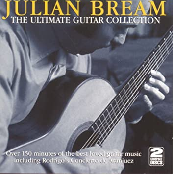 Amazon.com: Julian Bream: The Ultimate Guitar Collection: Music