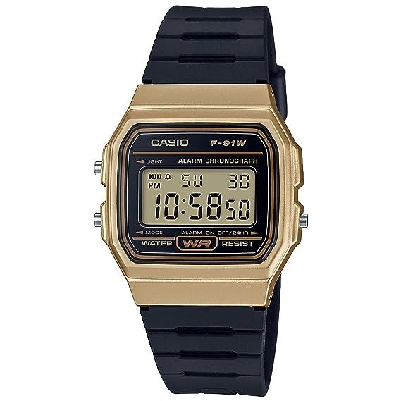 42c07b58d4c1 Casio F-91WM-9ACF Reloj Casual  Amazon.com.mx  Relojes