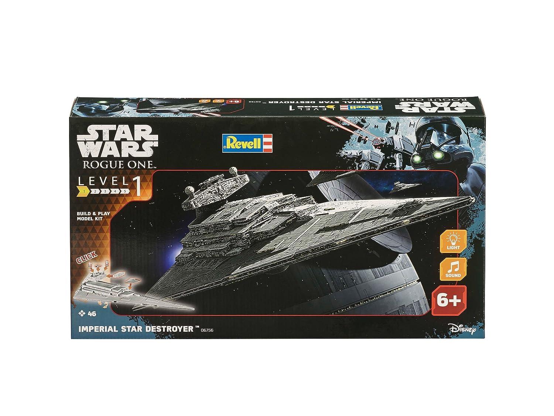 Destructor Estelar Clase Imperial Revell Maqueta Star Wars Rogue One 6756