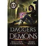 Daggers and Demons (Books 4-5): A Contemporary Urban Fantasy Novel (Better Demons Series Book 2)