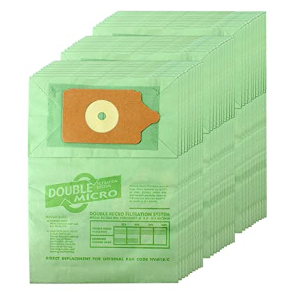 30 x Vacuum Bag Paper Bags for Numatic Nuvac NVH370 NNV370  Hoover