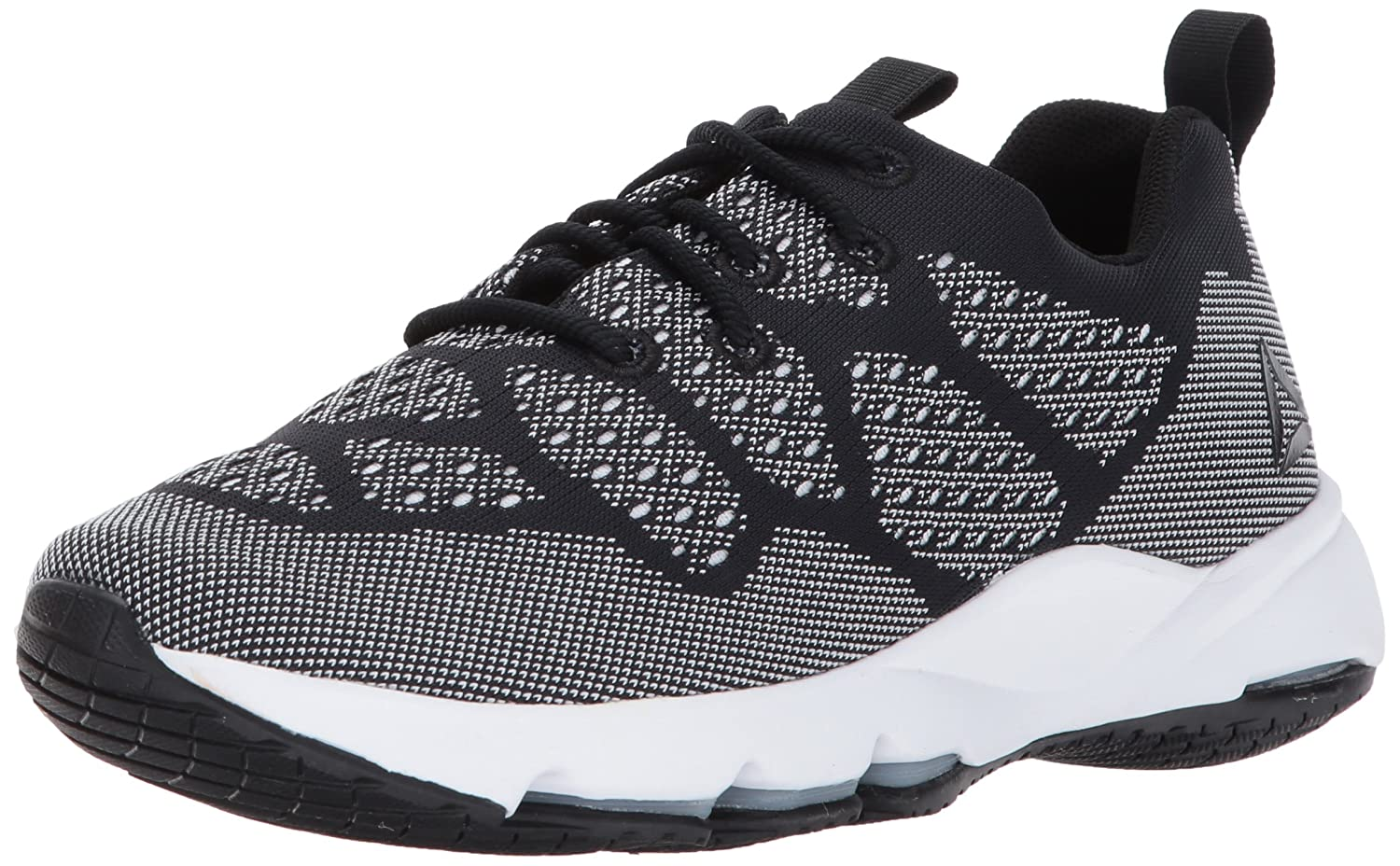 Reebok Women's Cloudride LS DMX Walking Shoe B01MR2RCD5 9.5 B(M) US|Black/White