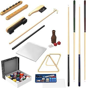 Trademark Gameroom - Kit de 32 Piezas de Accesorios para Mesa de ...