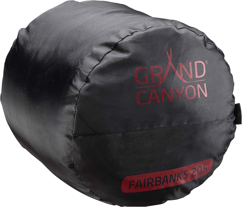 4/° Grand Canyon Fairbanks 205 Sac de Couchage de qualit/é sup/érieure pour Le Camping Limit