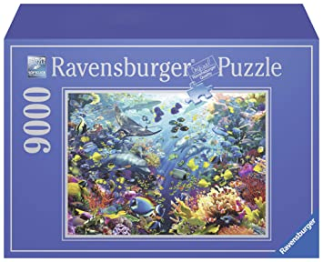 Unterwasserwelt Puzzle 1000 Teile Spiel Deutsch 2011 Puzzles & Geduldspiele