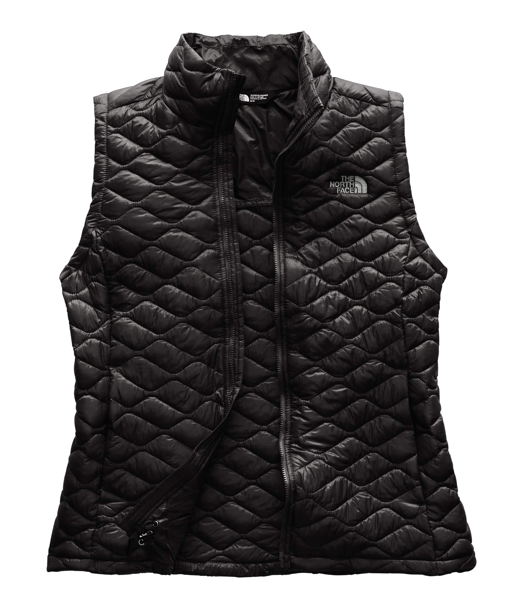 The North Face Women's Thermoball Vest - TNF Black - L by The North Face