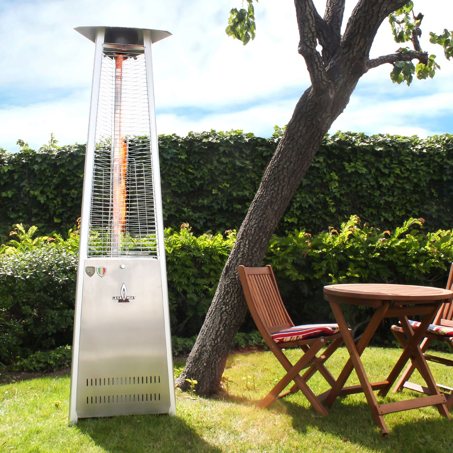 Amazon Lava Heat Italia AMAZON 137 Patio Heater