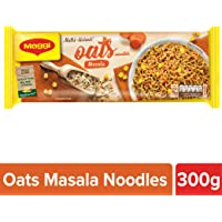 Maggi Nutri-Licious Oats Noodles, Masala, 300g
