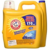 Deals on Arm & Hammer Clean Burst Laundry Detergent 255 fl oz