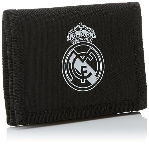 adidas Real Madrid 2016-2017, Cartera, Black-White