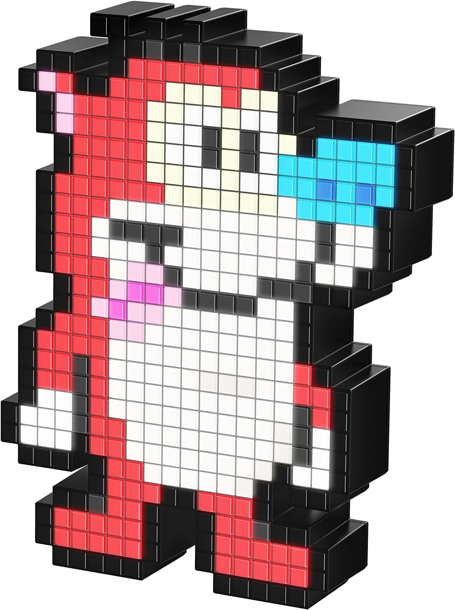 Amazon.com: PDP Pixel Pals Ren & Stimpy Stimpy Collectible ...