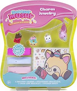 Smooshy Mushy Smooshy Charm Jewelry by Horizon Group USA, Multicolor