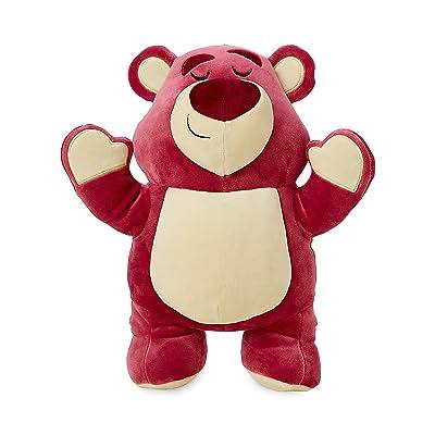Disney Lotso Cuddleez Plush - Toy Story 3 - Medium - 13'': Toys & Games