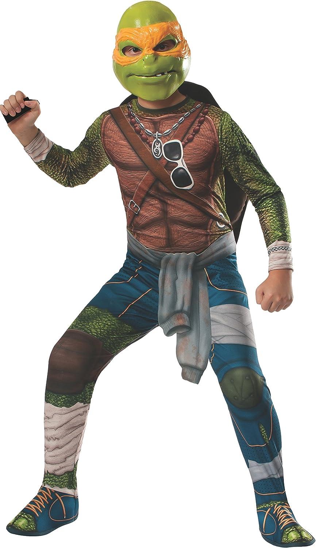 Amazon.com: Disfraz para adolescentes de las Tortugas ninjas ...