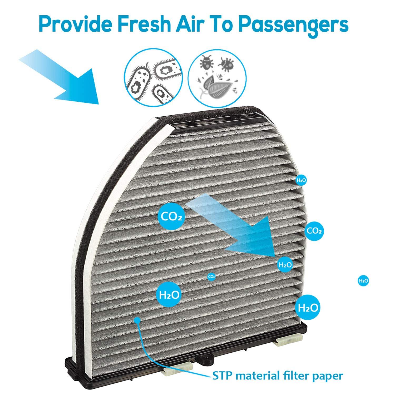 Upower Cabin Air Filter CUK29005