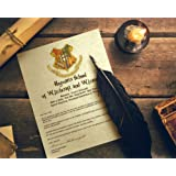 Amazon Price History for:Personalized Harry Potter Acceptance Letter - Hogwarts School of Witchcraft and Wizardry