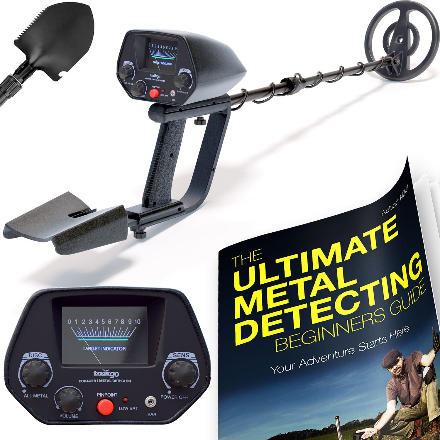 Best cheap metal detector for kids