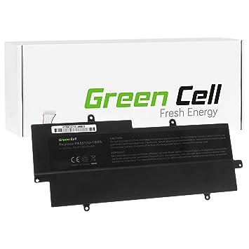Verde Cell® - Batería para ordenador portátil Toshiba Satellite Z930 - 16L negro negro SP - Li-Polymer Cells 2600 mAh: Amazon.es: Informática