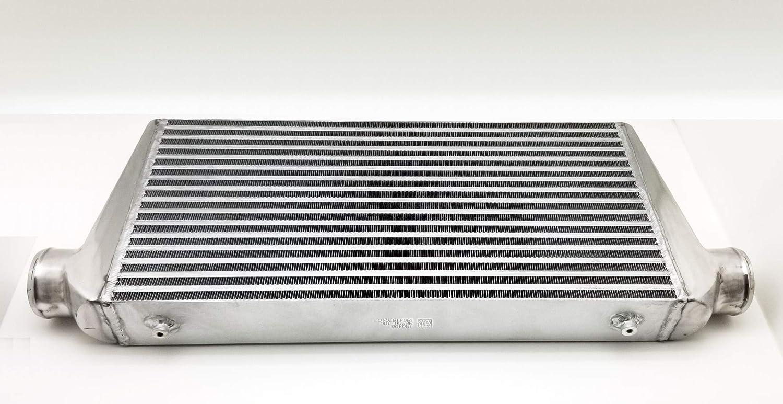 Amazon.com: Autobahn88 Universal Front-Mount Intercooler FMIC, Bar & Plate, Core Size 600x300x76mm (24x12x3