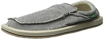 sanuk chaussures hommes chiba tx glisse sur | | | mocassins & glisser ons e4020e