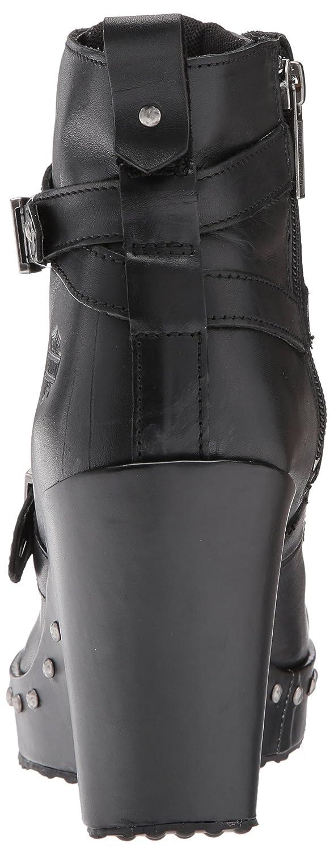 Harley-Davidson Women's 10 Linley Fashion Boot B071KT92SY 10 Women's B(M) US|Black 557690