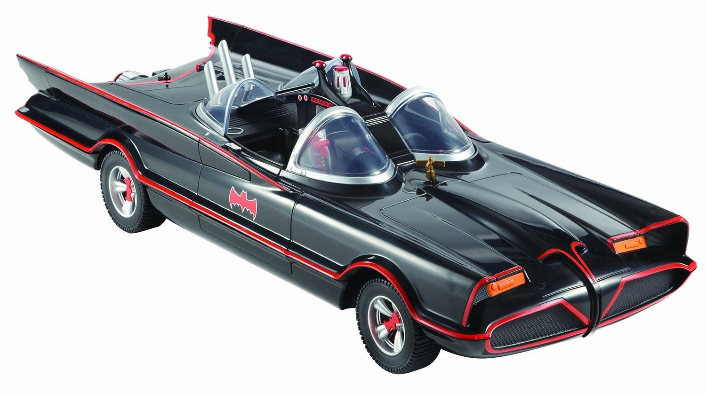 Amazon.com: Batman Classic TV Series Batmobile Vehicle: Toys & Games