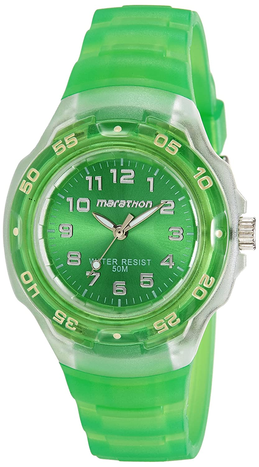 children wrist waterproof girls green shockproof sport watches boys electronic digital kids watch clock