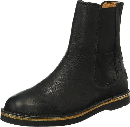 Shabbies Amsterdam Damen Shabbies 16cm Booty Alissa Matching Norfolk Sole Chelsea Boots