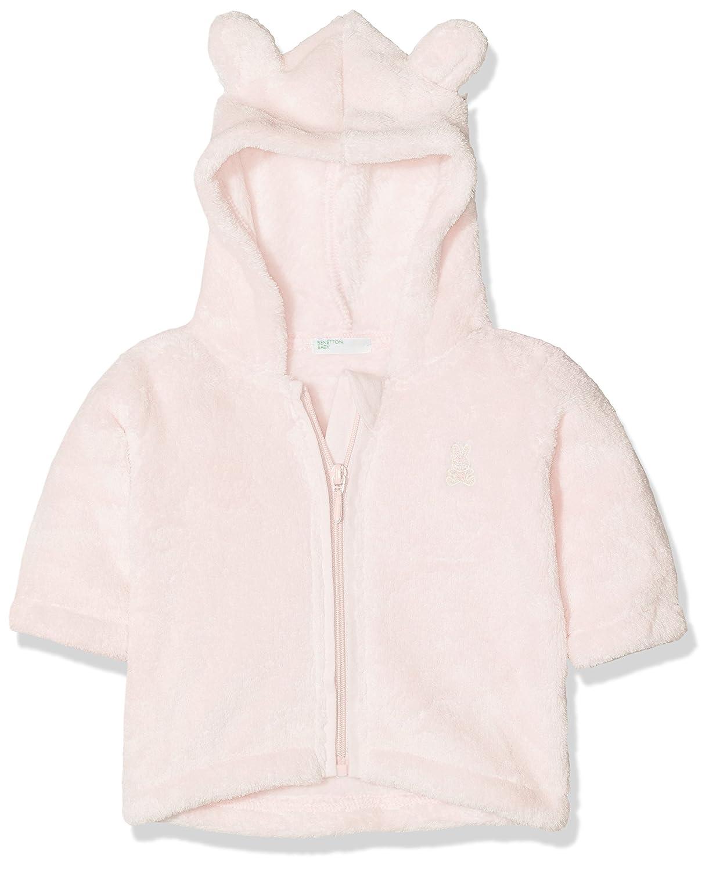 United Colors of Benetton Boys Jacket W//Hood L//S