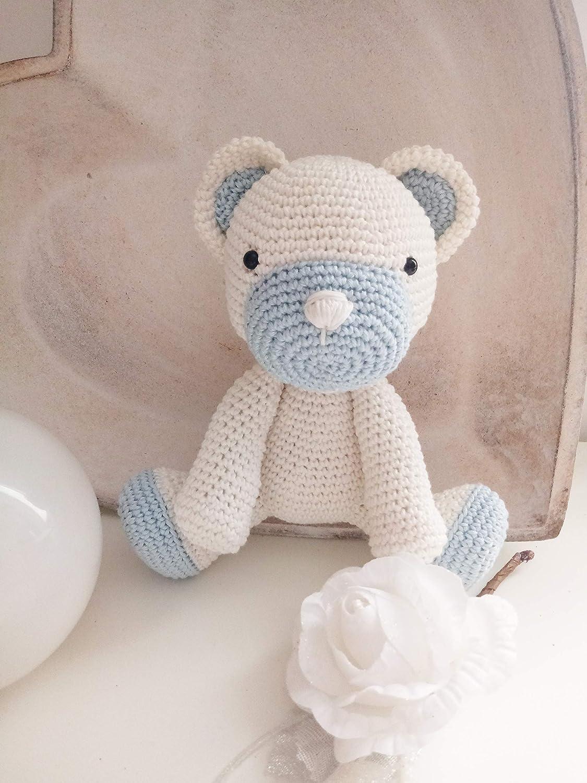 Amigurumi orsacchiotto in pigiama uncinetto schemi gratis - Pagina ... | 1500x1125