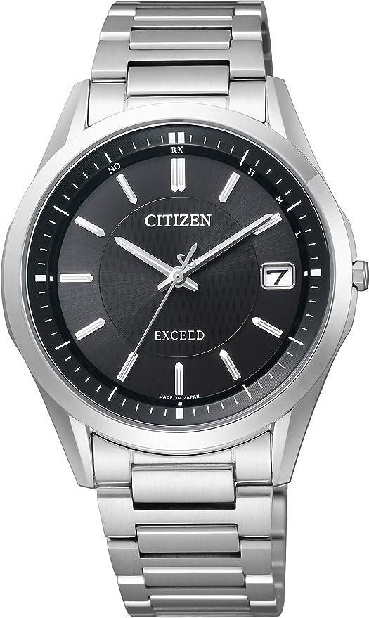 [シチズン] 腕時計 エクシード AS7090-51E シルバー