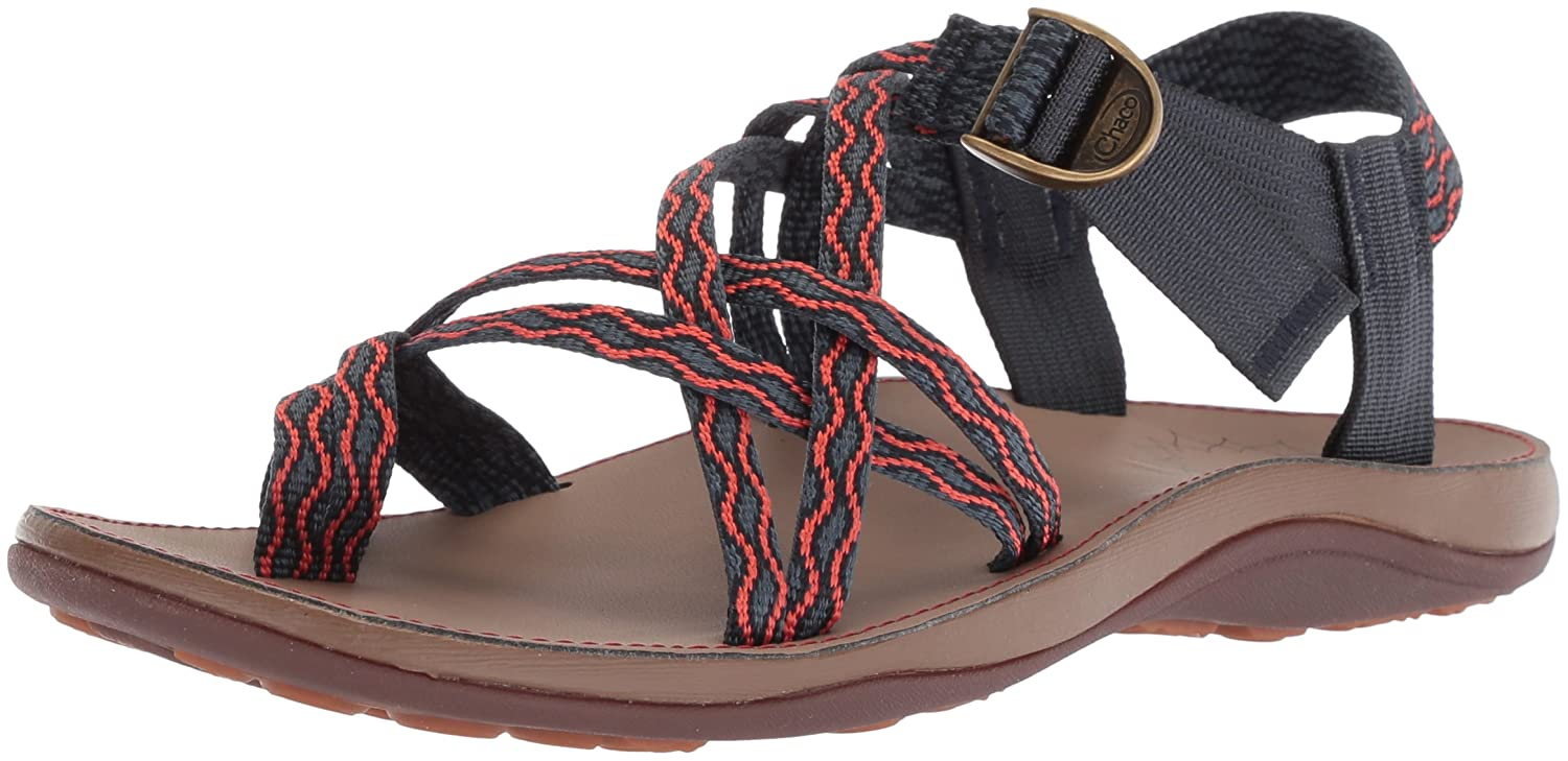 Chaco Women's Diana Sport Sandal B072QY1G48 8 B(M) US|Pulse Eclipse