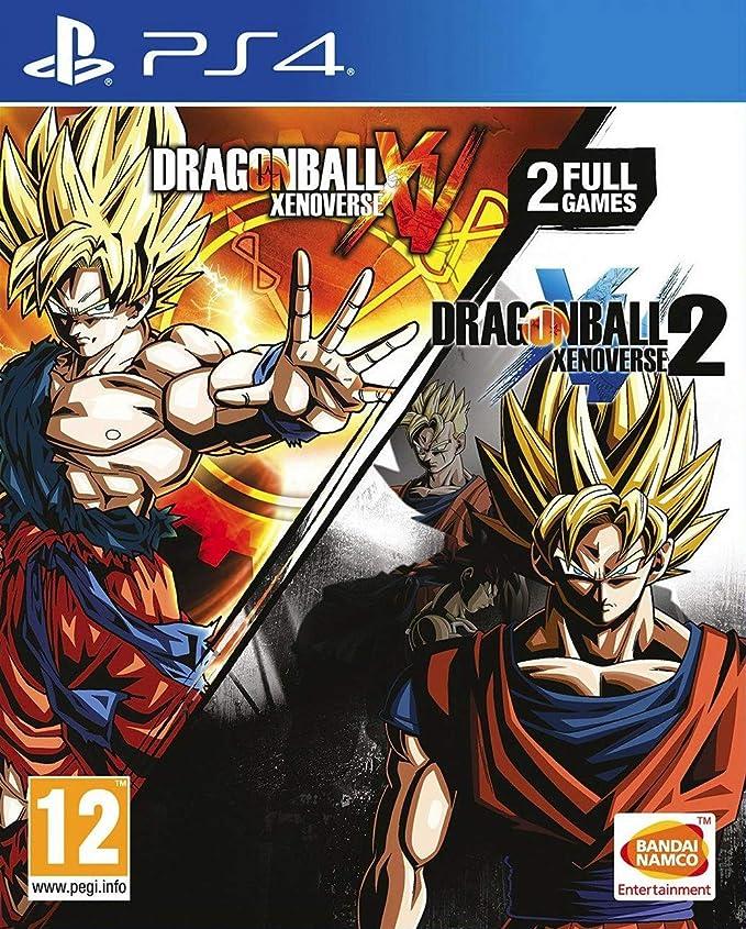 Pack Dragonball Xenoverse + Dragonball Xenoverse 2: Amazon.es: Videojuegos