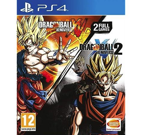 Dragon Ball: Xenoverse 2 - Deluxe Edition: Amazon.es: Videojuegos
