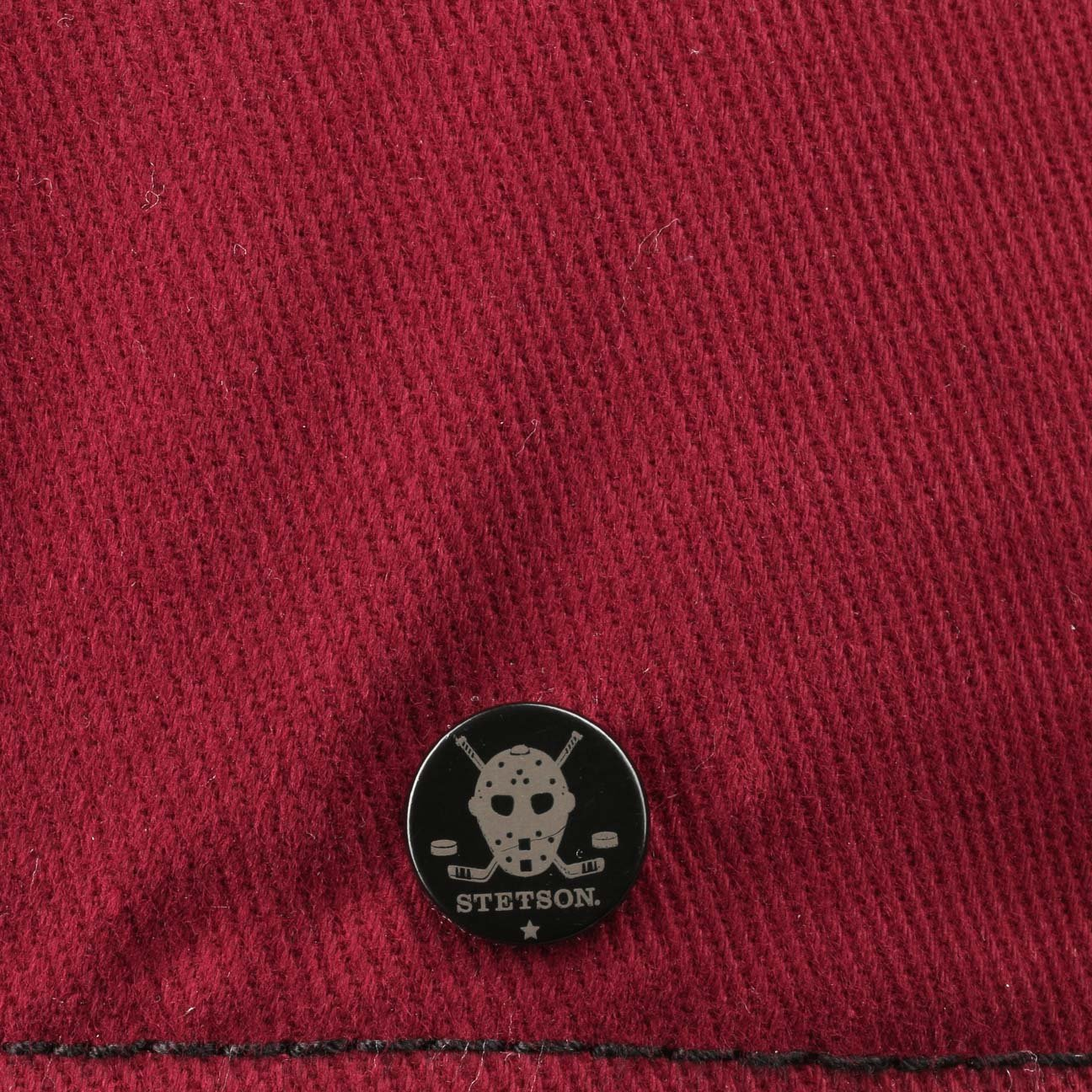 Stetson Gorra Cali Twill Snapback by baseballgorra algodón (Talla única -  Rojo)  Amazon.es  Ropa y accesorios 867cf0b0909