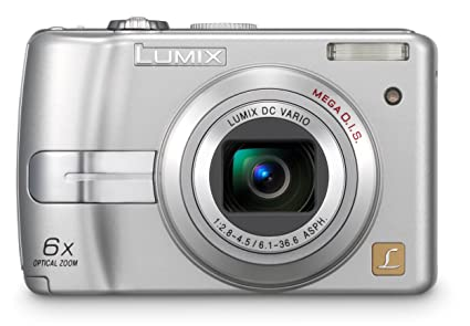 amazon com panasonic lumix dmc lz7s 7 2mp digital camera with 6x rh amazon com Panasonic Lumix GH3 Panasonic Lumix DMC GF6