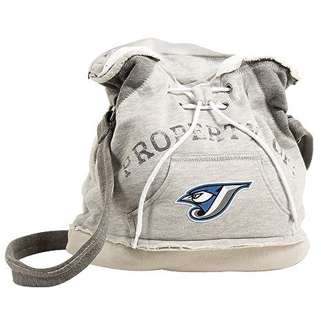 Amazon.com   MLB Toronto Blue Jays Hoodie Duffel   Sports Fan Bags ... 02e12194fb4b1