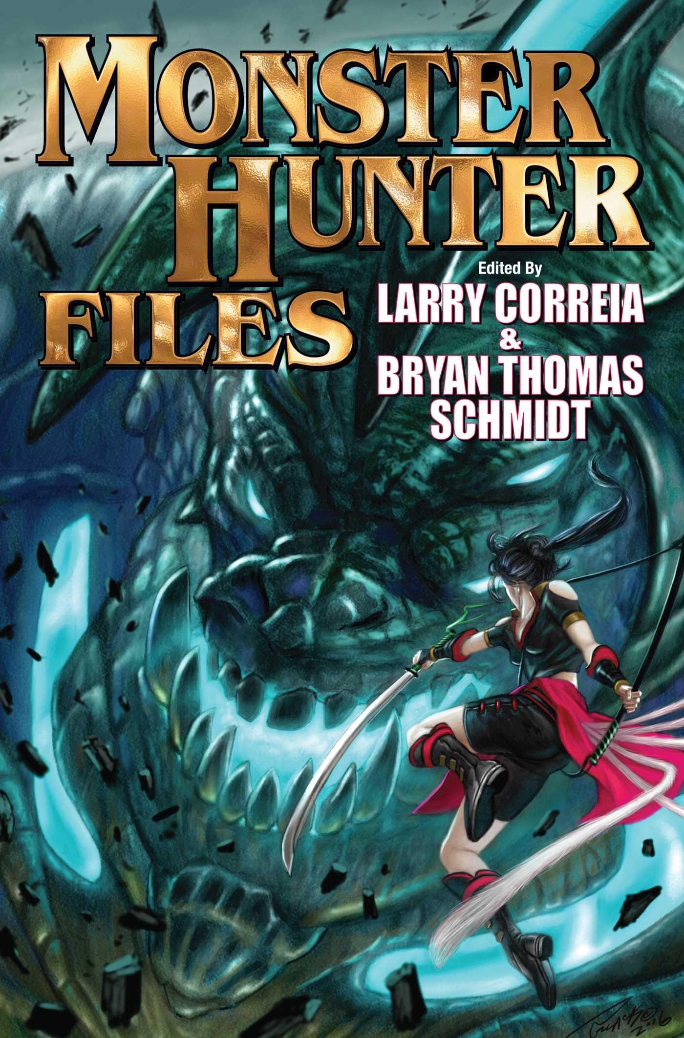 Monster Hunter Legion Epub