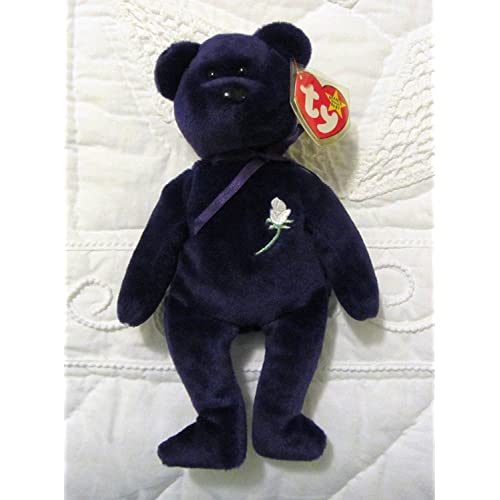Princess the Bear - Ty Beanie Baby (Diana, Princess of Wales, Commemorative)