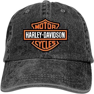ETXHU - Gorra de béisbol - para Hombre Harley Davidson Motor ...