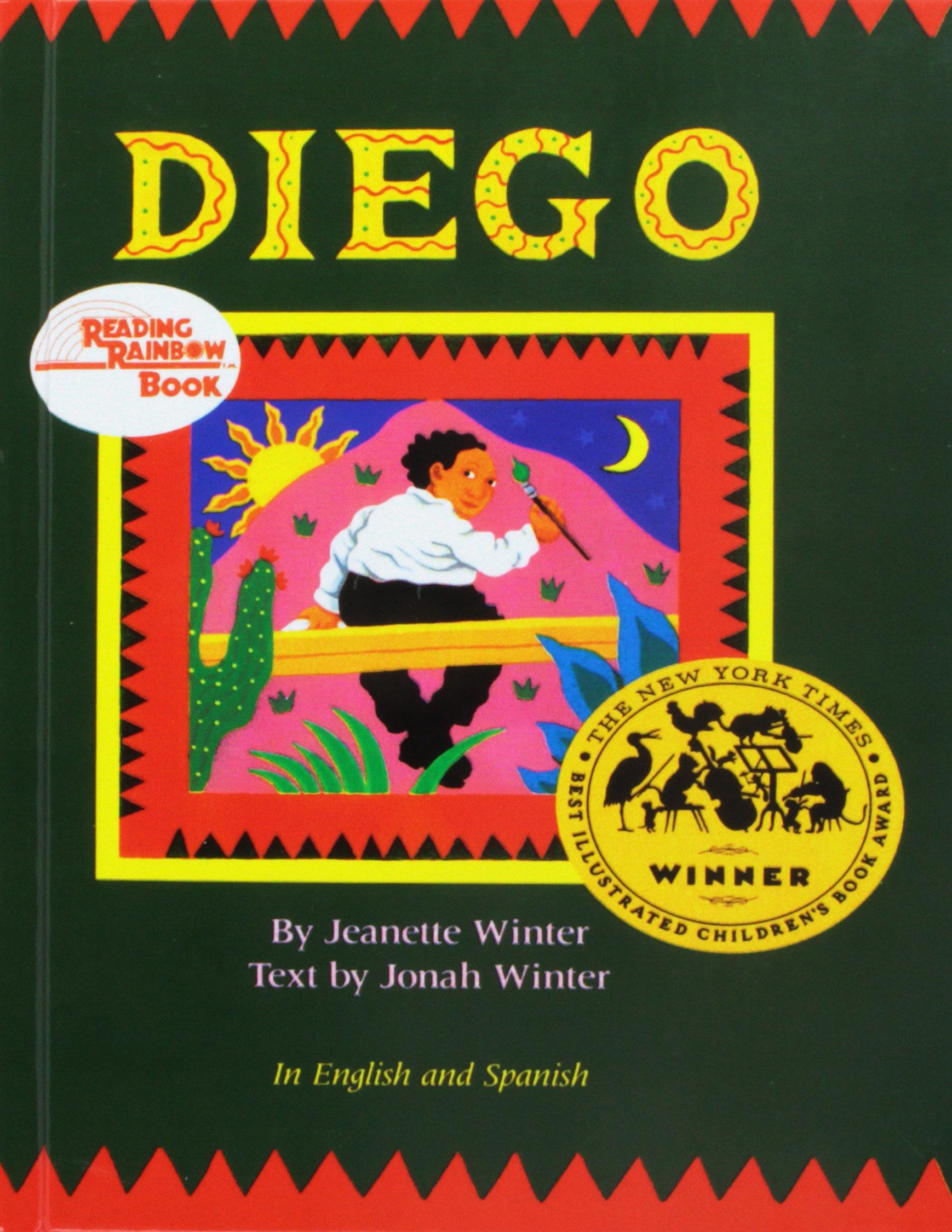 Diego (Reading Rainbow Book) pdf epub