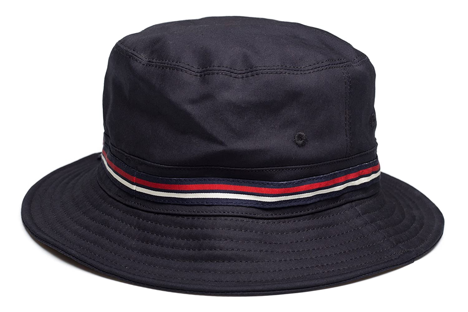 Moncler Men s Cotton Bucket Hat Black  Moncler  Amazon.co.uk  Clothing 199379a90f3