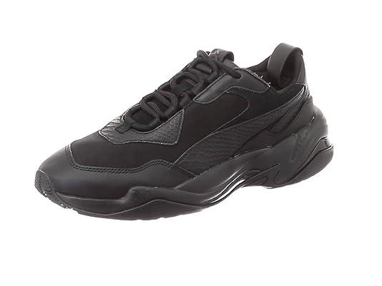 Puma Thunder Desert Sneaker weiß Leder Textil Herren Schuhe