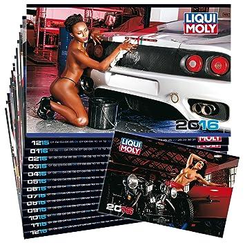 Liqui Moly Erotik Erotic Kalender 2016 Erotikkalender Wandkalender